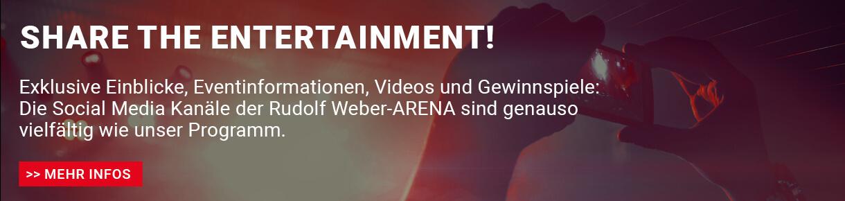 Teaser Social Media König-Pilsener-ARENA