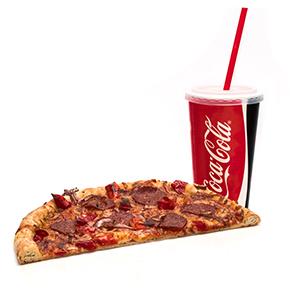 Pizza Menü L König-Pilsener-ARENA