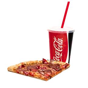 Pizza Menü M König-Pilsener-ARENA