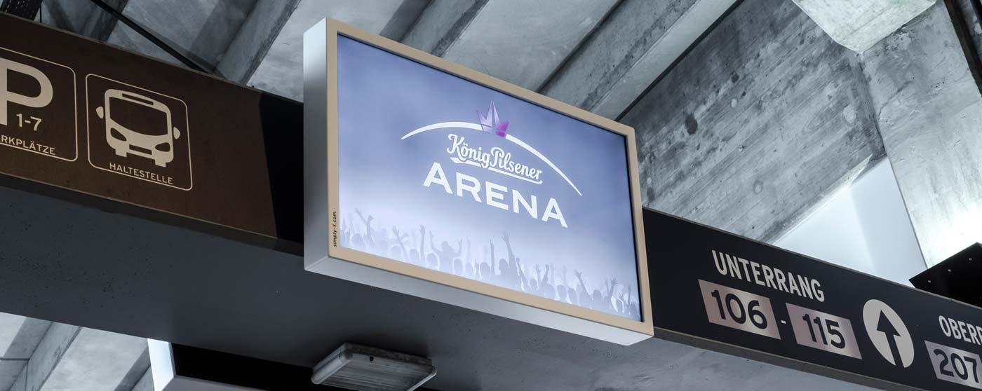 Header Arena