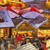 Centro Weihnachtsmarkt an der König-Pilsener-ARENA