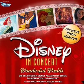 Disney in concert in der König-Pilsener-ARENA