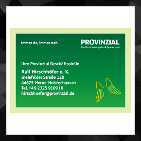 Provinzial Ralf Hirschhöfer wird Mitglied im ARENA Kumpel Club