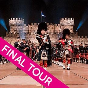 Die Music Show Scotland kommt in die König-Pilsener-ARENA nach Oberhausen!
