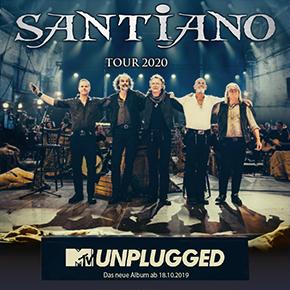 Santiano kommt in die König-Pilsener-ARENA
