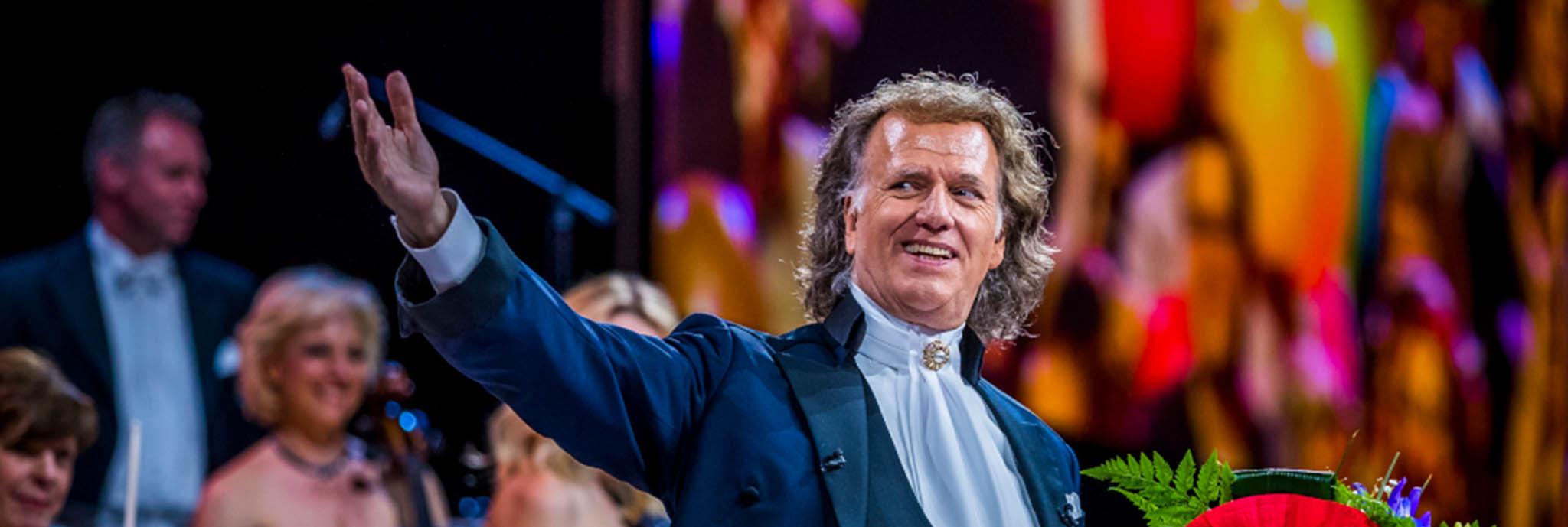 André Rieu kommt in die König-Pilsener-ARENA nach Oberhausen!