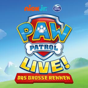 PAW Patrol kommt in die König-Pilsener-ARENA