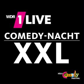 Porträt Die 1Live Comedy-Nacht XXL kommt endlich nach Oberhausen!