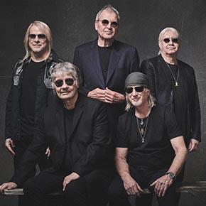 Deep Purple kommen 2021 in die König-Pilsener-ARENA nach Oberhausen