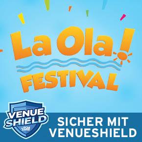 Das La Ola Festival kommt in die König-Pilsener-ARENA nach Oberhausen!